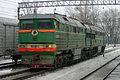 2ТЭ116-1385, станция Кушелевка.jpg