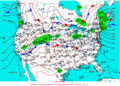 2003-02-02 Surface Weather Map NOAA.png