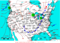 2005-07-05 Surface Weather Map NOAA.png