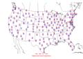 2006-05-30 Max-min Temperature Map NOAA.png