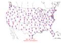 2007-05-29 Max-min Temperature Map NOAA.png