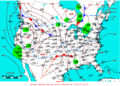 2008-02-03 Surface Weather Map NOAA.png