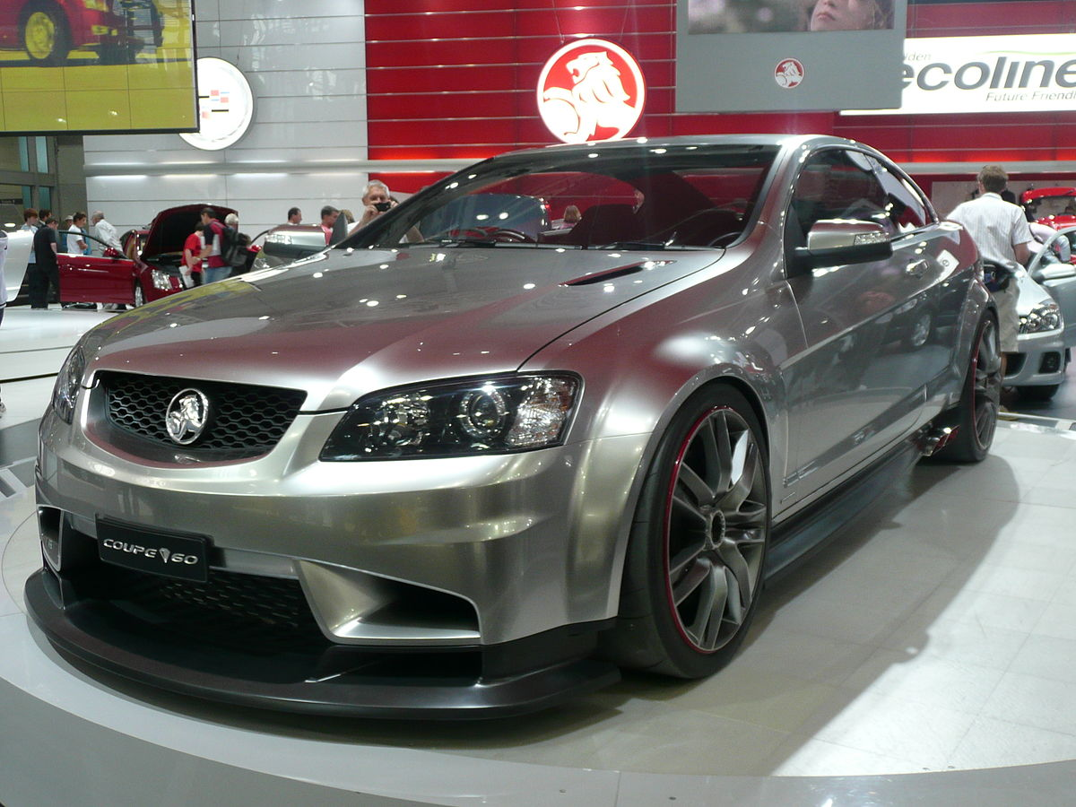 Holden Show Car