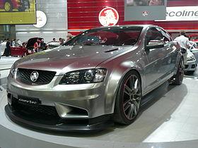 Holden monaro concept