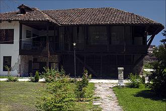 Arabati Baba Teḱe - Image: 20090715 Tetovo Baba Arabati 1