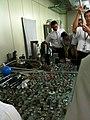 2010년 7월 29일 경기도 용인시 한국소방산업기술원 제16기 소방간부후보생 방문 사진 017 최광모 Kwangmo's iPhone.jpg