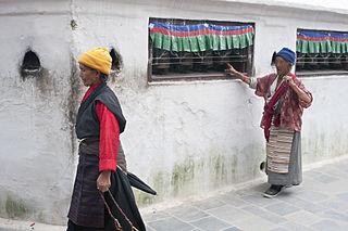 Kora (pilgrimage) ritual