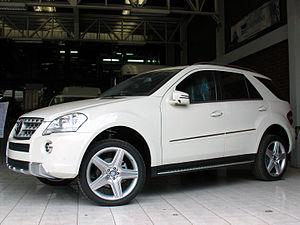 Чип тюнинг дизеля Mercedes Benz ML (W164) крайне сильно изменяет динамические показатели машины.