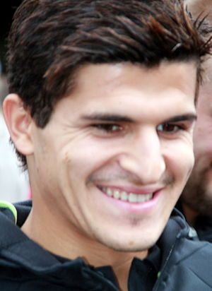 Tarik Elyounoussi - Elyounossi in August 2012