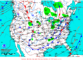 2013-02-15 Surface Weather Map NOAA.png