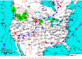 2013-06-20 Surface Weather Map NOAA.png
