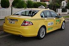 Taxis In Australia Wikipedia