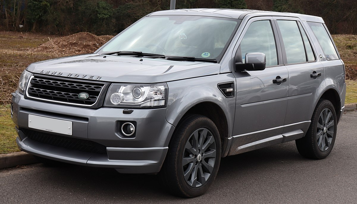 Land Rover Freelander - Wikipedia on