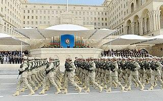 1993–2016 military reforms in Azerbaijan