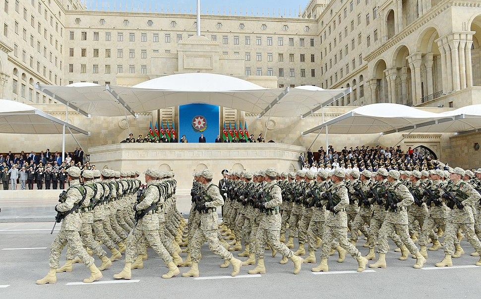 2013 Military parade in Baku 11