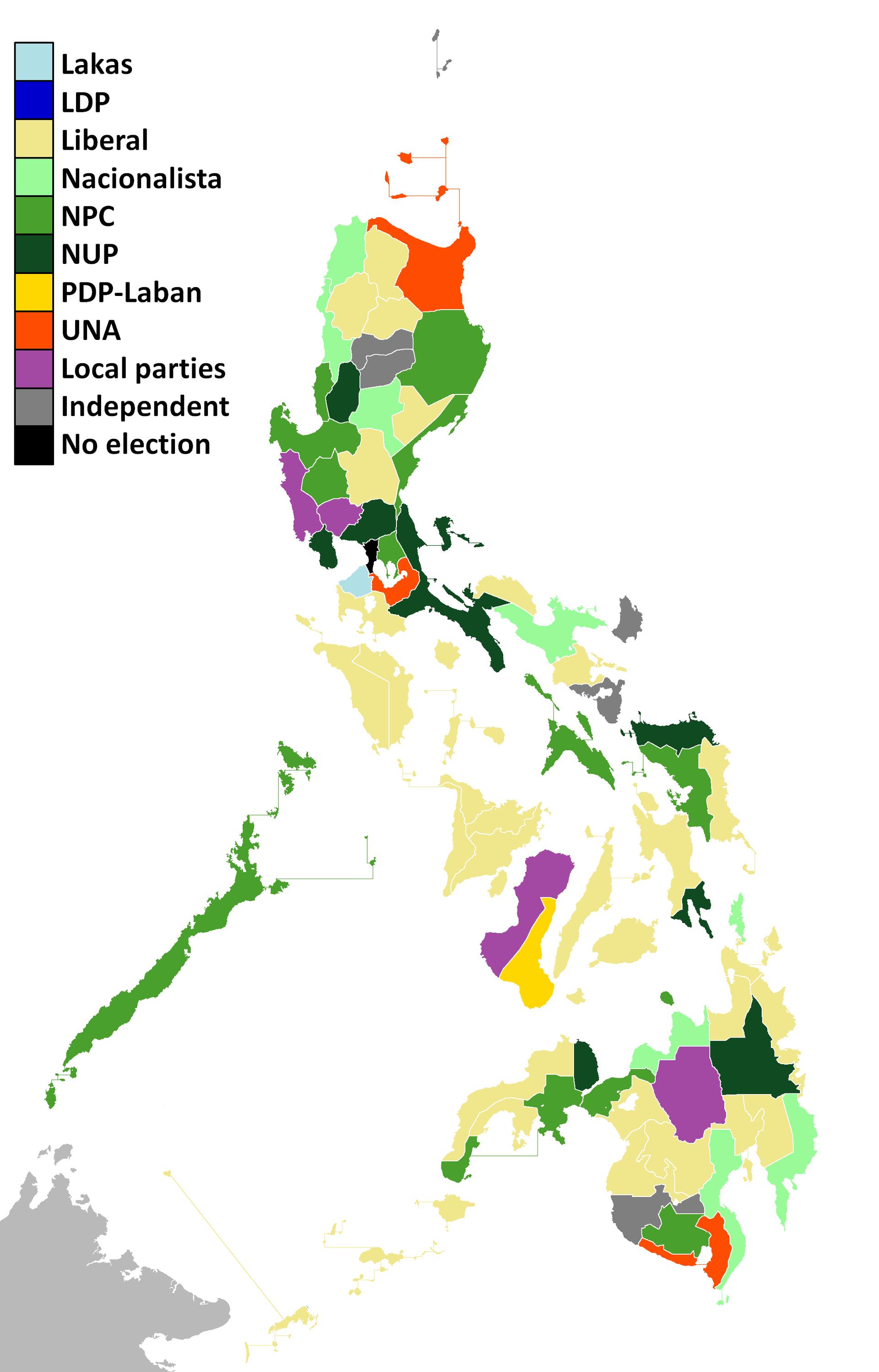 Philippine Local Elections 2013 Wikipedia