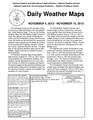 2013 week 45 Daily Weather Map color summary NOAA.pdf