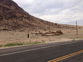 2014-07-17 13 54 28 Ruins along U.S. Route 6 in Warm Springs, Nevada.JPG