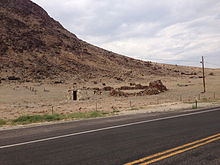 Warm Springs, Nevada - Wikipedia