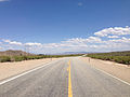 2014-08-09 14 04 43 View east along U.S. Routes 6 and 50 about 88.8 miles east of the Nye County line in White Pine County, Nevada.JPG