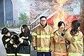 2015년 11월 서울특별시 동작구 보라매안전체험관 호주 소방관 Dominic Wong 방문 IMG 3885.JPG