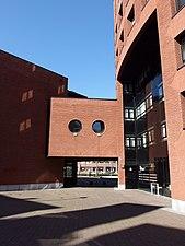20150312 Maastricht; La Fortezza building at Céramique terrain 03.jpg