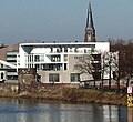 20150312 Maastricht; Meuse seen from Kennedybrug to the north 01 (cropped).jpg