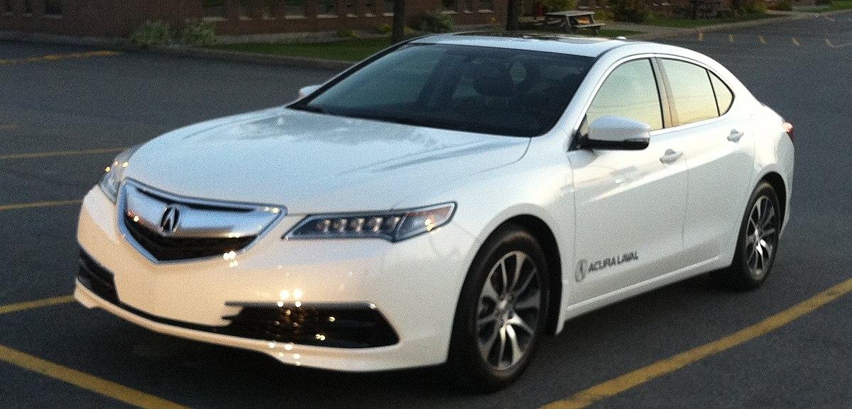 Acura TLX — Википедия