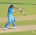 2015 CWC I v UAE 02-28 Sharma (07) (cropped).JPG
