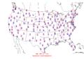 2016-04-04 Max-min Temperature Map NOAA.png