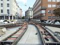 2016-09-24 road works at Berliner Platz (new junction).png