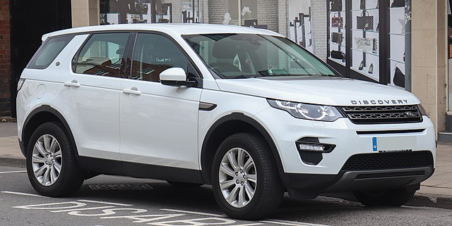 Land Rover Discovery Sport (L550)