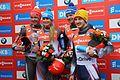 2017-02-26 Teamstaffel Deutschland by Sandro Halank.jpg