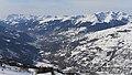 2017.01.23.-18-Paradiski-Les Arcs-Bergstation Lift Cachette 6--Blick auf Route N90.jpg