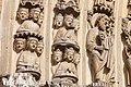 2017. Detalle do Pórtico do Xuízo Derradeiro. Notre-Dame.jpg
