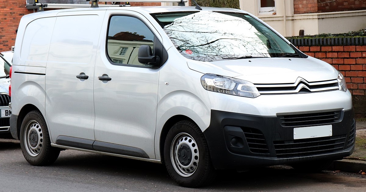 Citroen Dispatch  White Paint Code