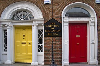 Institute of Education (Dublin) - The Institute of Education logo