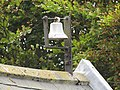 2018-06-28 Bell on the roof of the old school house, Church Street, Trimingham.JPG