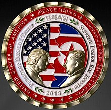 220px-2018_Trump-Kim_summit_commemorativ