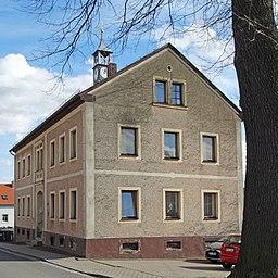Talmühlenstraße in Tharandt