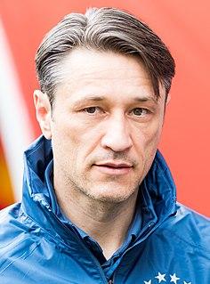 Niko Kovač Croatian footballer and manager
