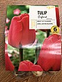 2020-11-24 14 51 20 A package of Red Oxford Tulip bulbs in the Franklin Farm section of Oak Hill, Fairfax County, Virginia.jpg