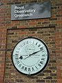 24-hour magnetic clock, Royal Observatory, Greenwich - geograph.org.uk - 1382436.jpg
