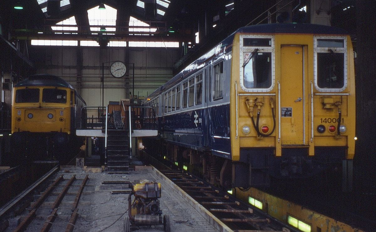 British Rail Class 140  Wikipedia