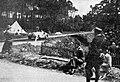 24 Heures du Mans 1939, la BMW 328 de Roese et Heinemann au virage d'Arnage.jpg