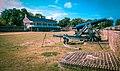24 pounder and barracks 01.jpg