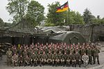 2644825 Soldiers from the German Luftlandebrigade 1 in Picauville, France 2016.jpg