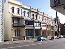 Terraços em histórico East End