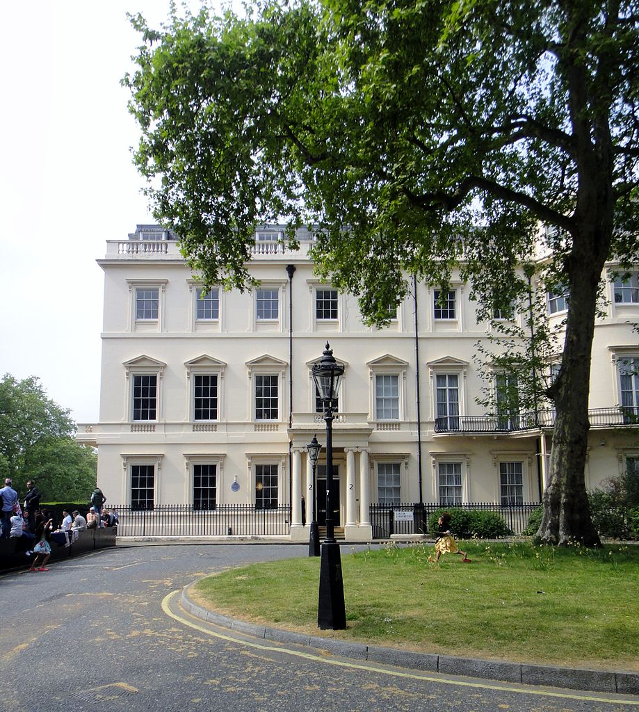 File 2 carlton gardens london wikimedia for 18 carlton house terrace