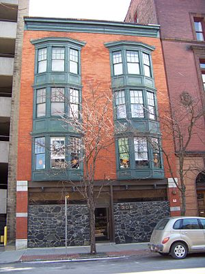 Montgomery Street–Columbus Circle Historic District - Image: 305Montgomery